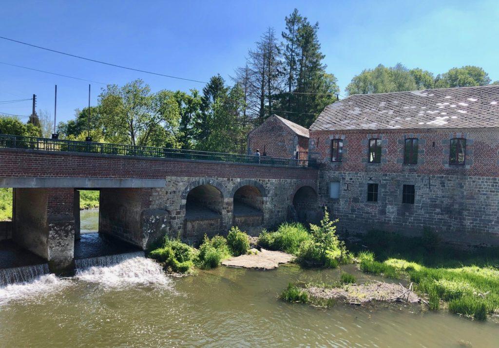 Liessies-nord-barrage