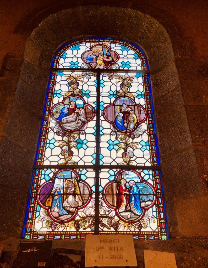 Liessies-nord-eglise-vitrail