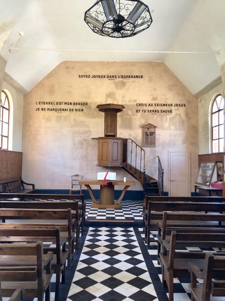 Parfondeval-Aisne-temple-protestant-interieur