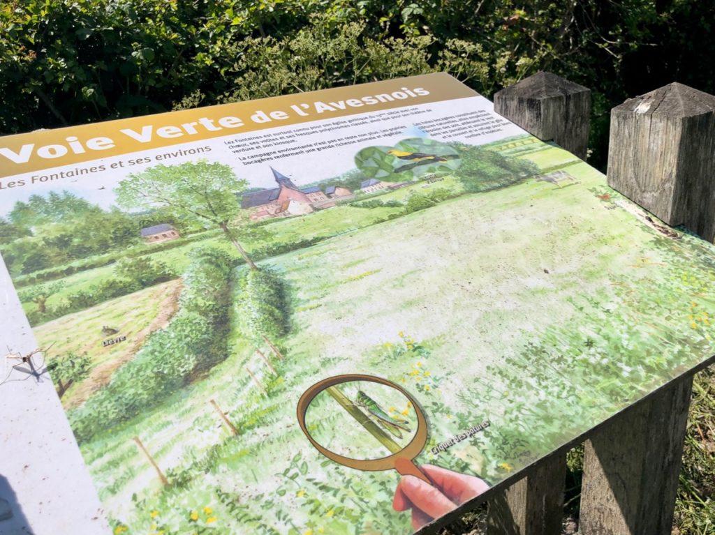 Voie-verte-de-l-Avesnois-panneau-touristique