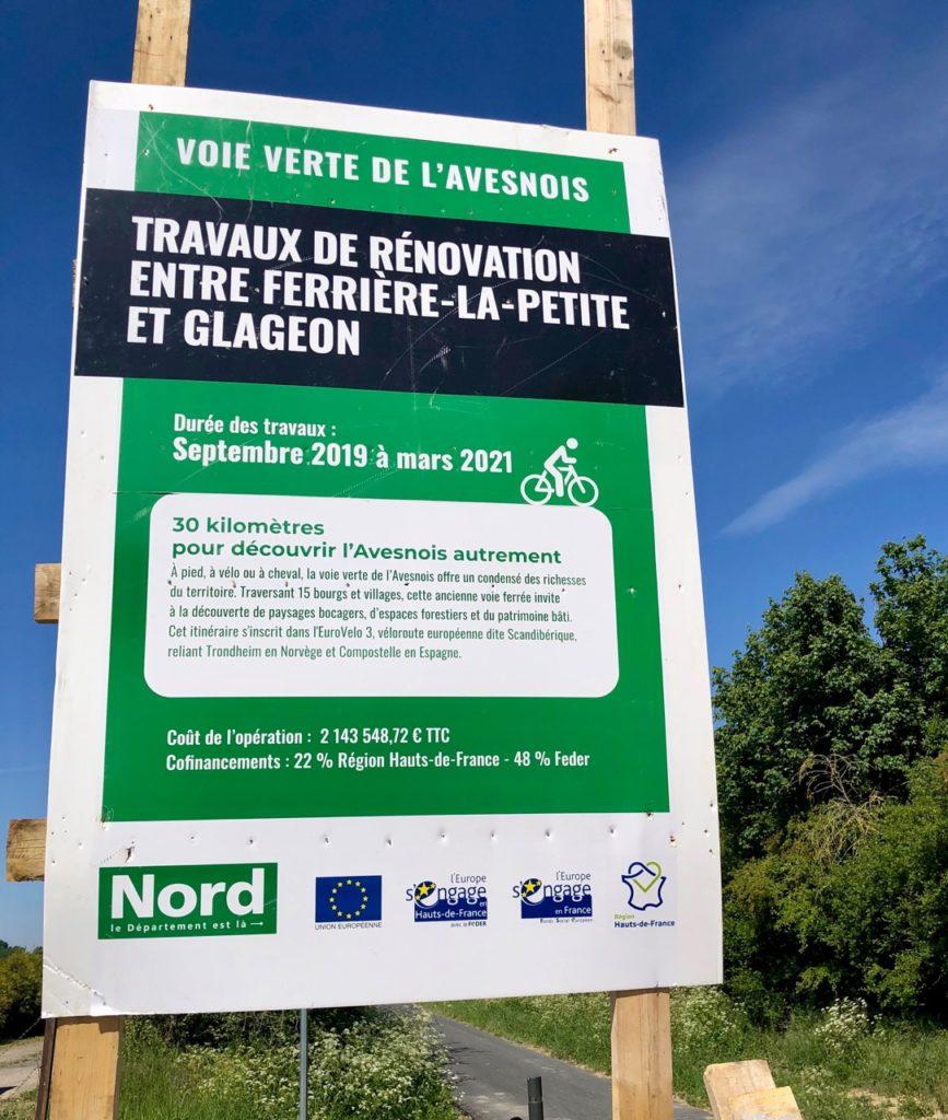 Voie-verte-de-l-Avesnois-panneau-travaux