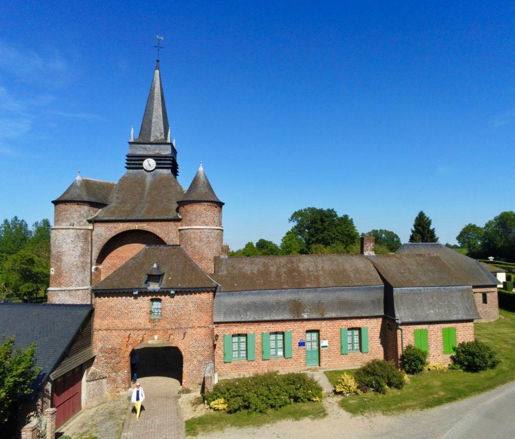 Eglises fortifiées de Thiérache Parfondeval