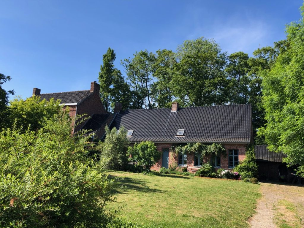 Oxelaere-Flandre-petite-maison