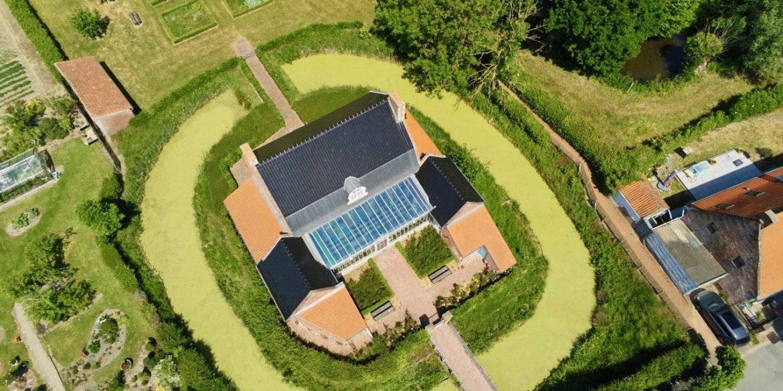 Vingt sites des Hauts-de-France observés au drone