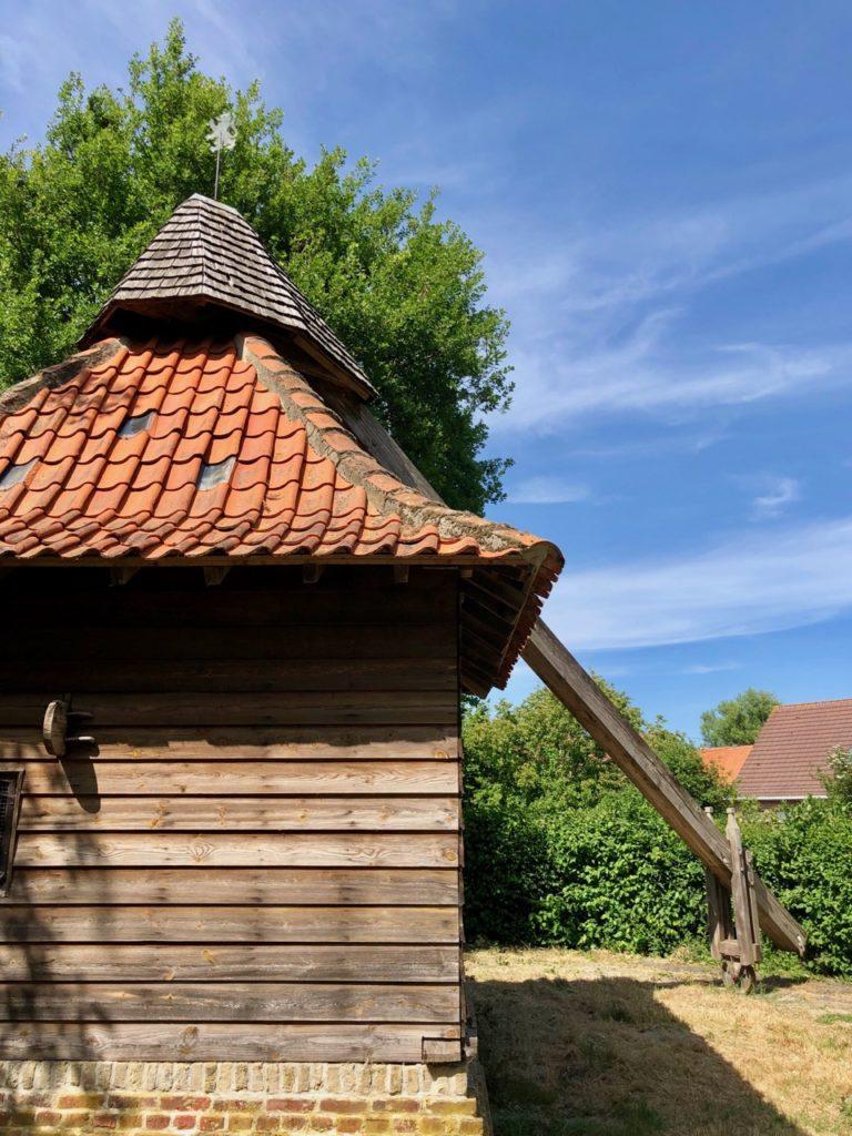 Village Patrimoine Volckerinckhove-Flandre-moulin