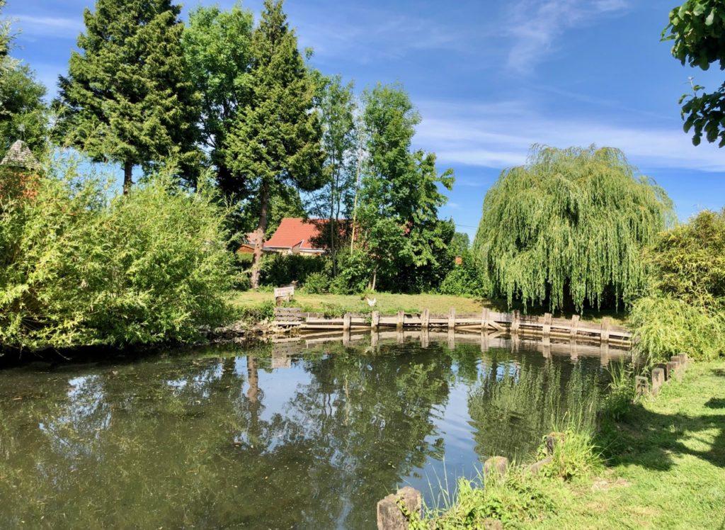 Volckerinckhove-Flandre-petite-mare