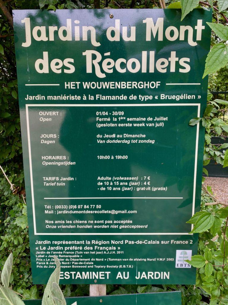 Cassel-Jardin-du-Monts-des-Recollets-panneau-infos-pratiques