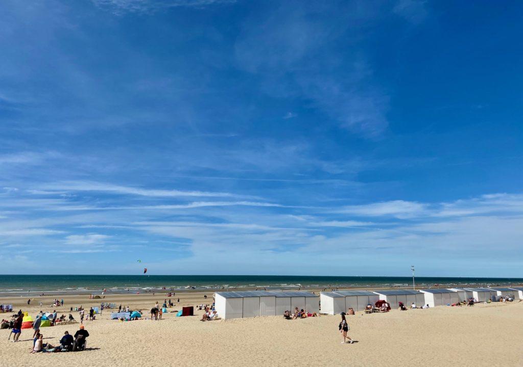 La-Panne-Belgique-plage