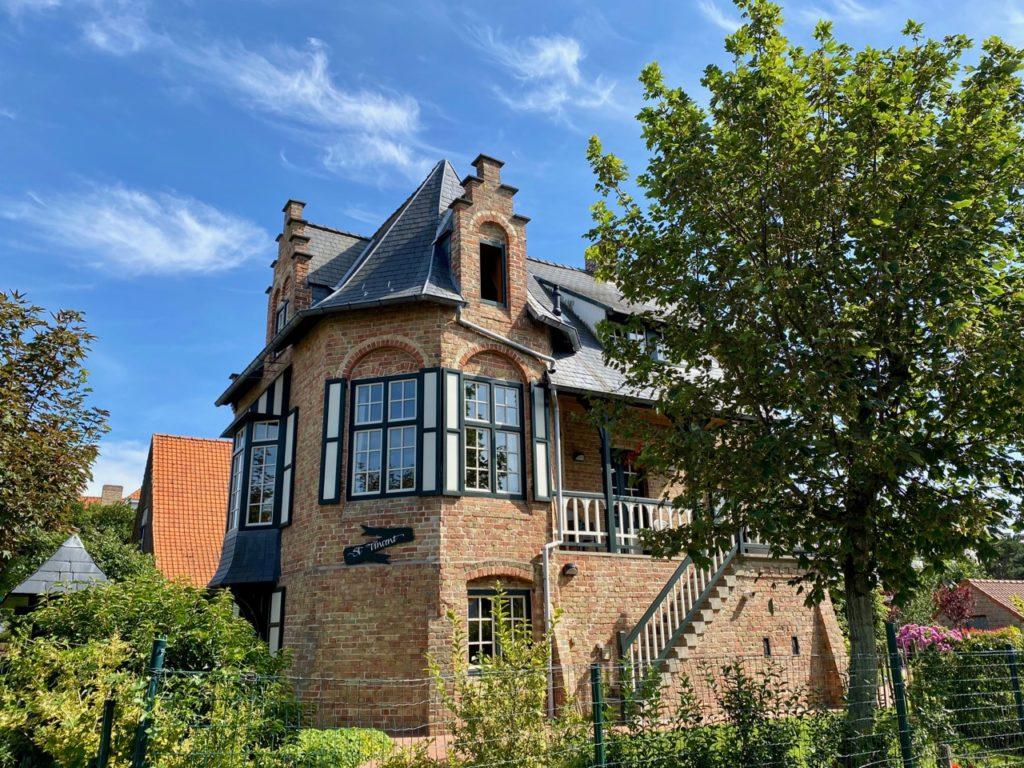 La-Panne-Belgique-villa