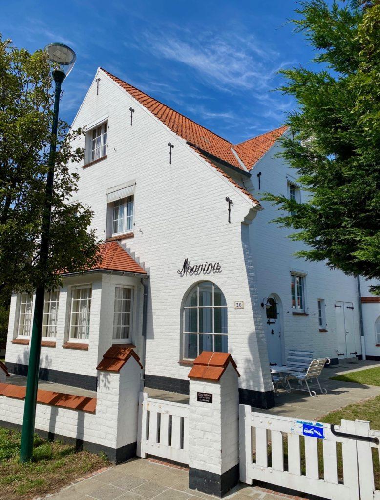 La-Panne-Belgique-villa-Marina