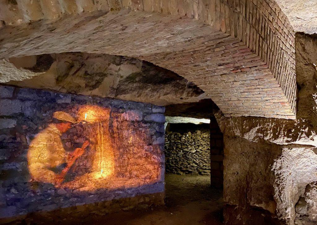 Laon-souterrains-image-projetee