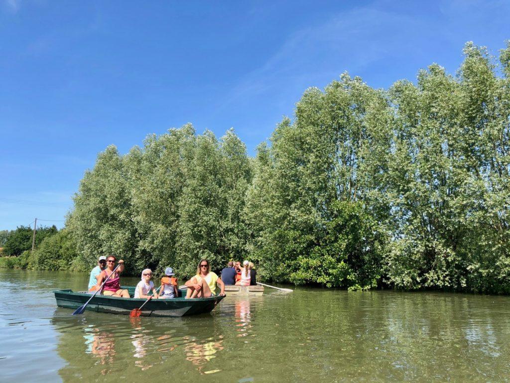 Marais-audomarois-Isnor-barque-rames