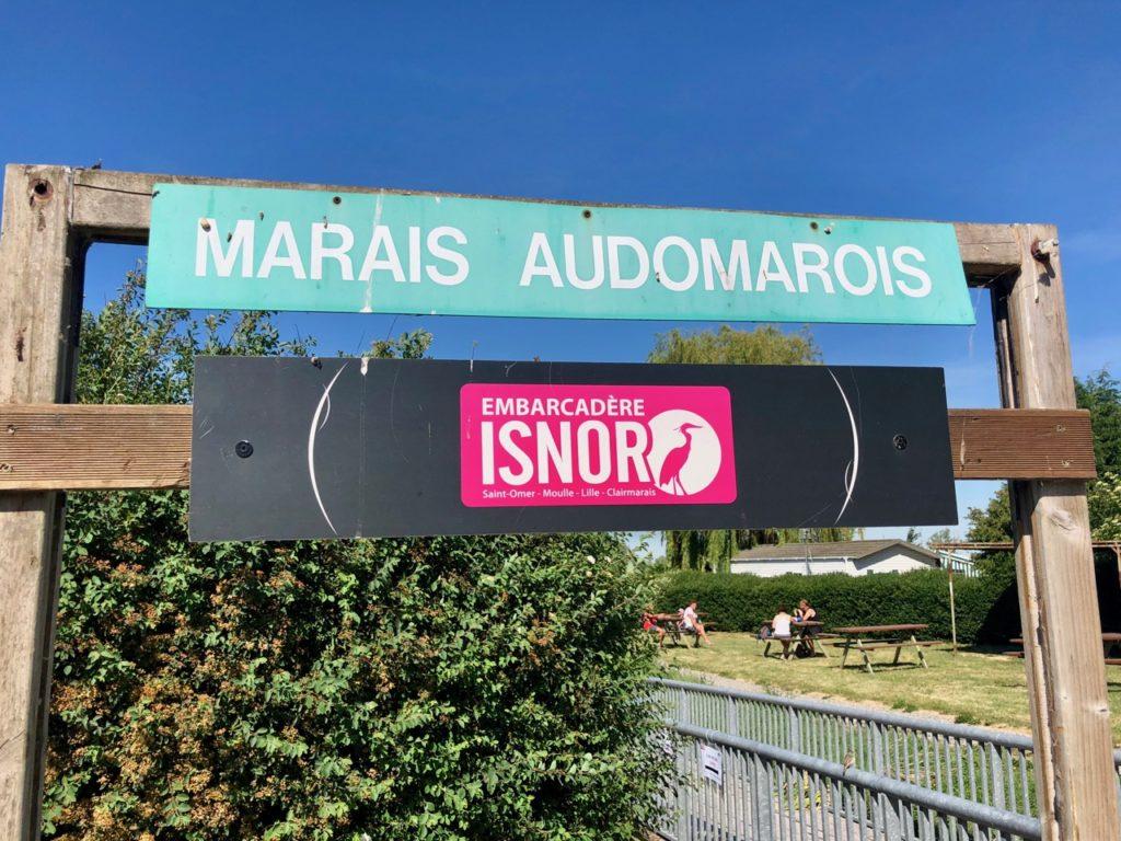 Marais-audomarois-Isnor-embarcadere