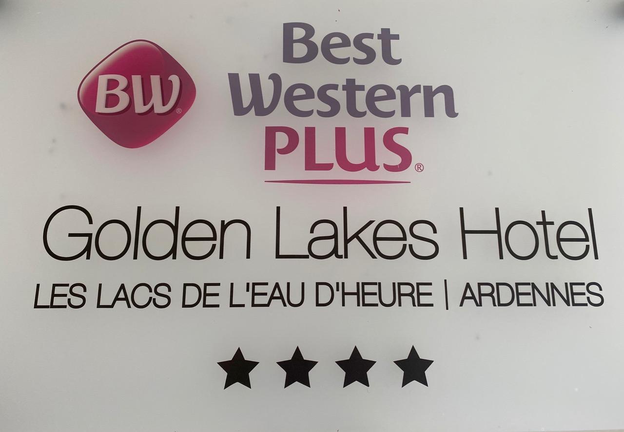 Pays-des-Lacs-Lacs-de-l-Eau-d-Heure-Golden-Lakes-hotel-panneau
