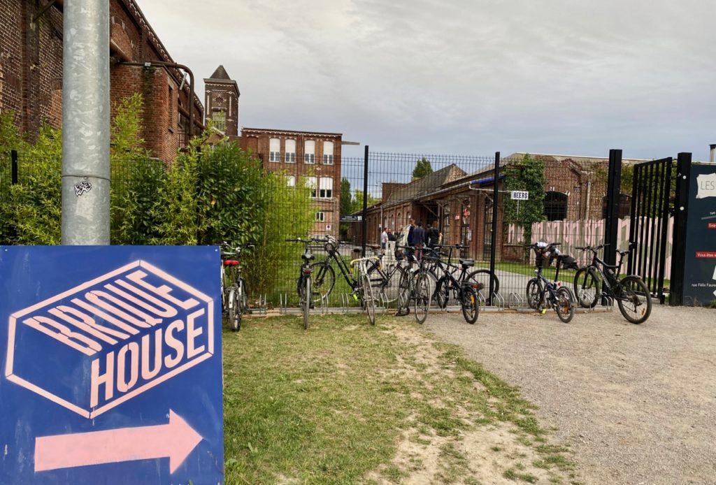 Saint-André Brique House entrée