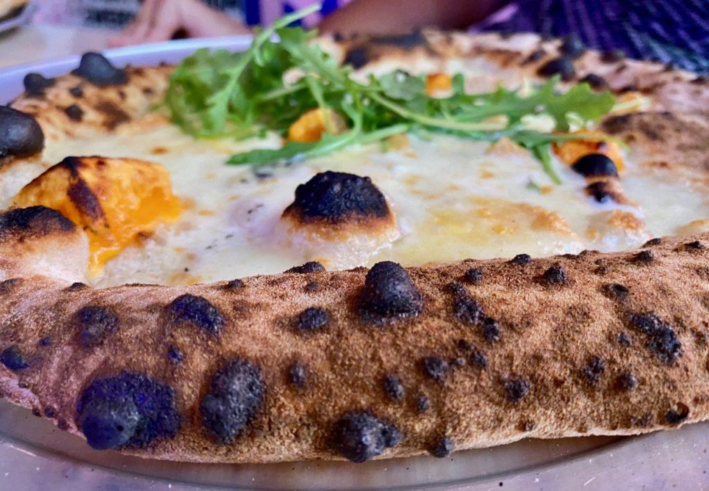 Saint-André Brique House pizza fromages
