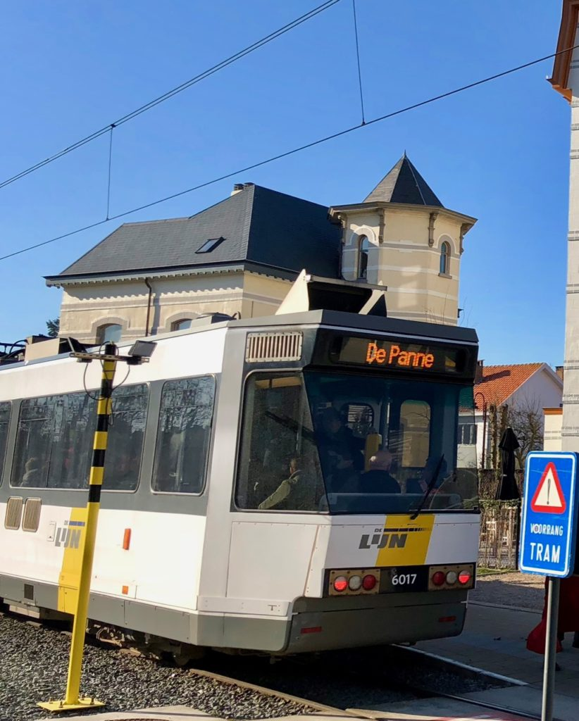 tramway littoral