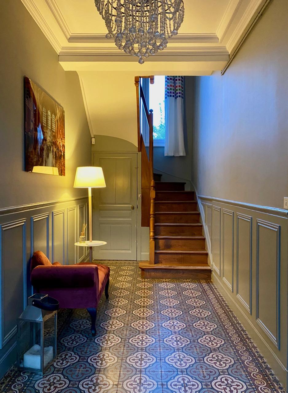 Chambres-d-hotes-Plumes-et-Coton-Ecurie-couloir-maison