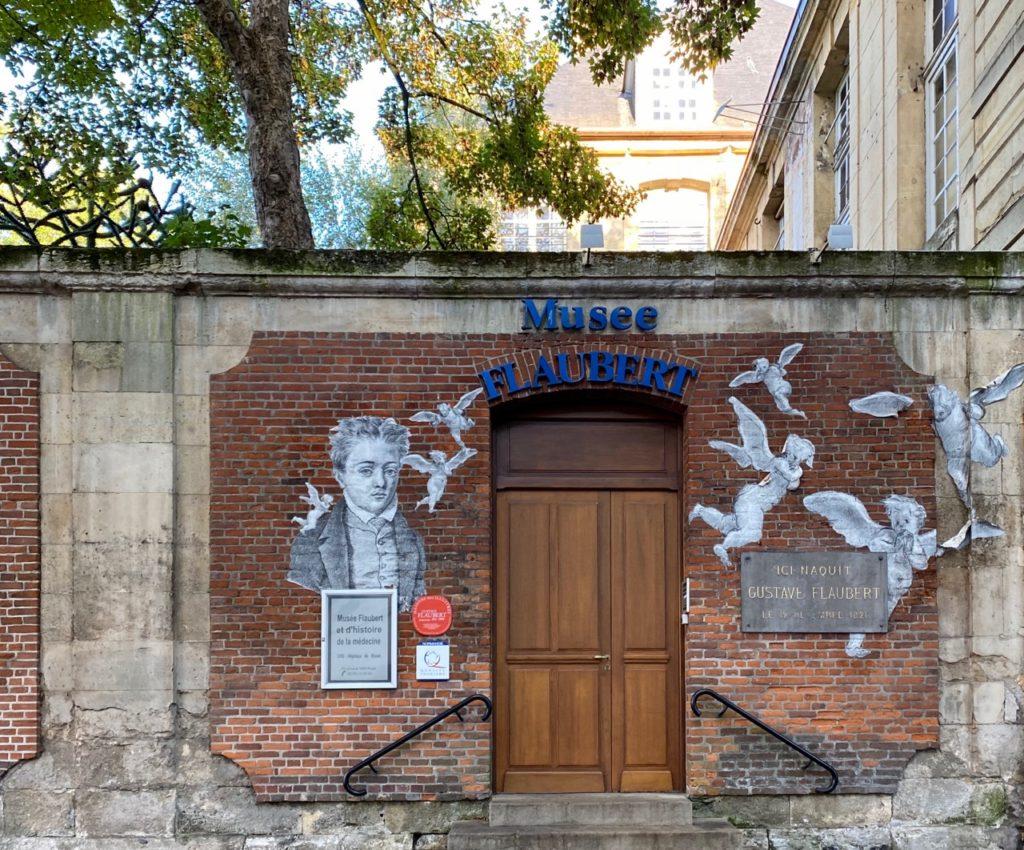 Nouveautes-culturelles-a-Rouen-Run-Visit-maison-natale-Flaubert
