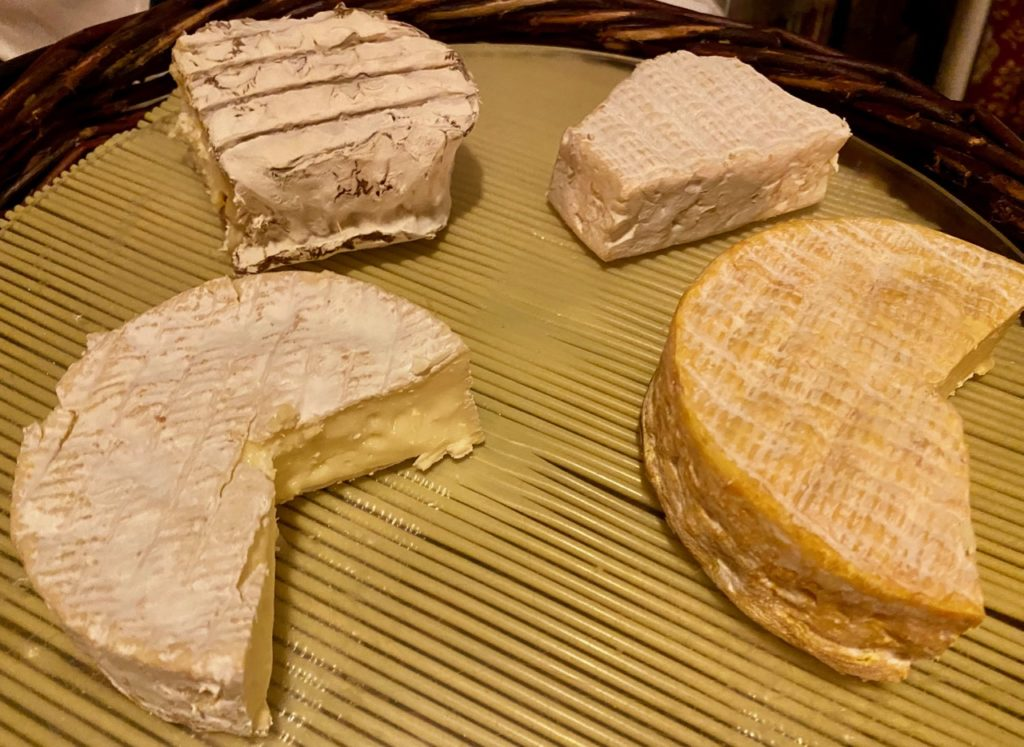 Rouen-La-Couronne-foie-gras-menu-Impressionnistes
