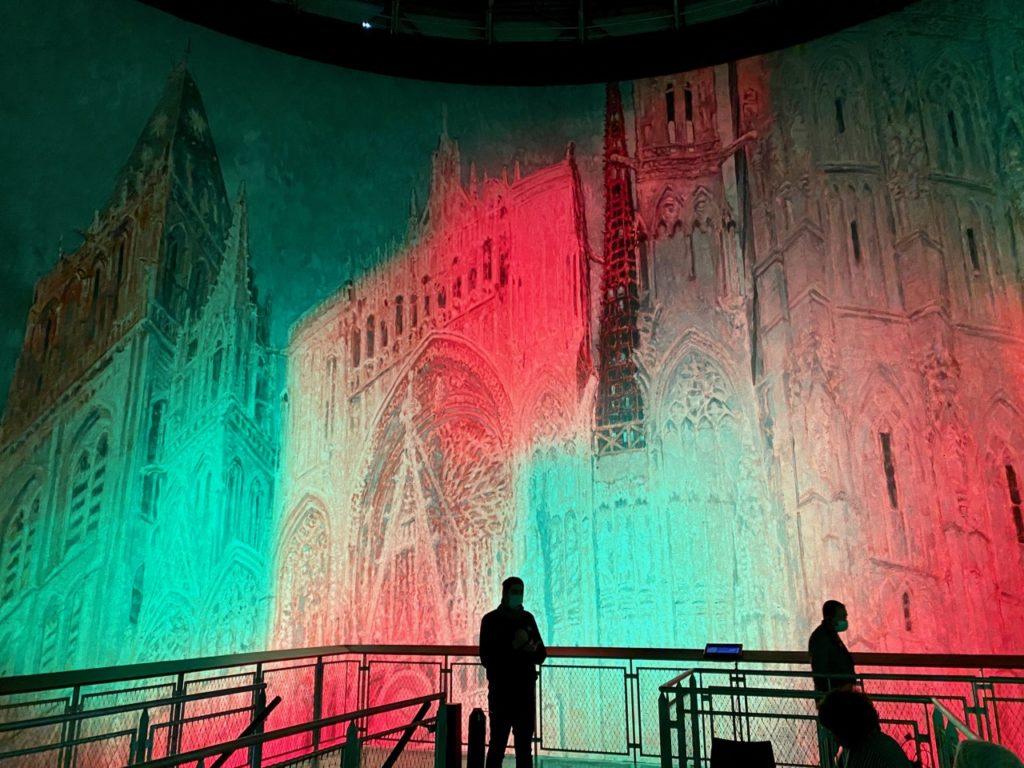 Rouen-Panorama-XXL-cathedrale-de-Monet-detail-sept