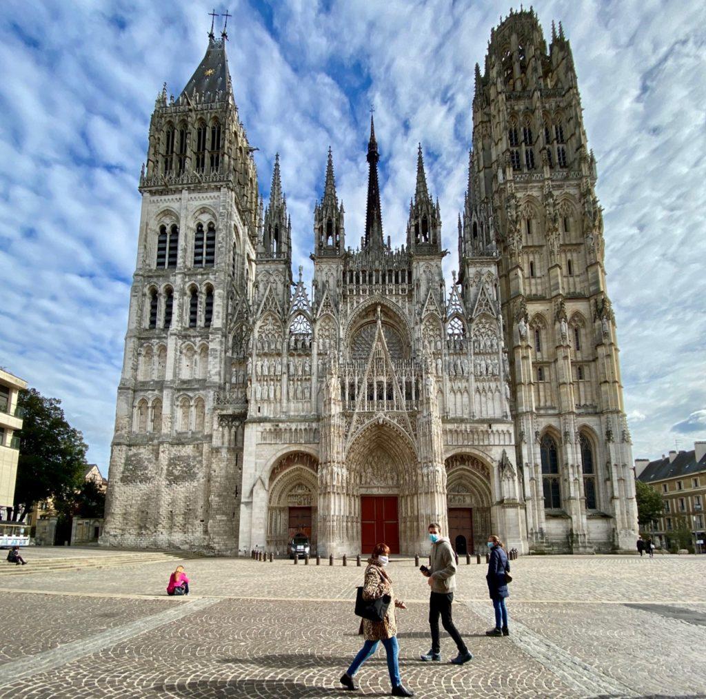 Rouen-facade-cathedrale