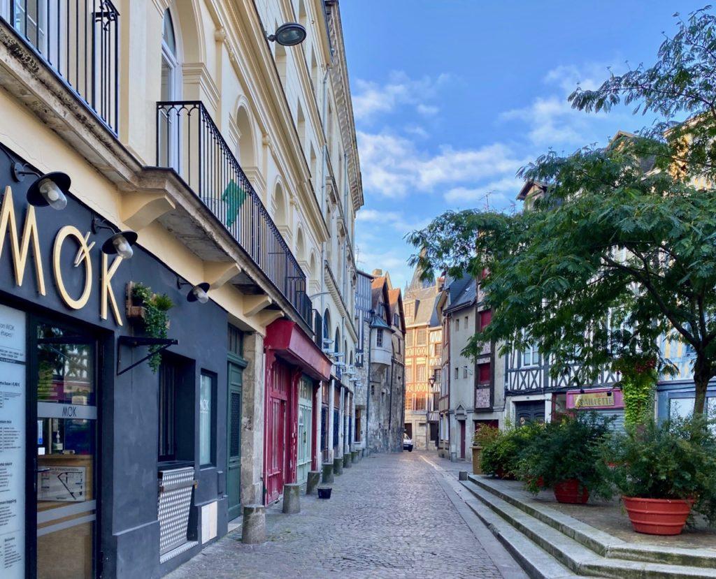 Rouen-vieille-ville