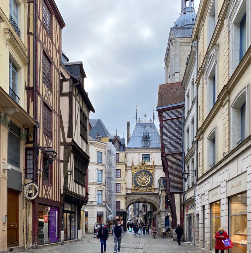 Rouen-ville-Monet