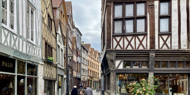Le plein de nouveautés culturelles à Rouen