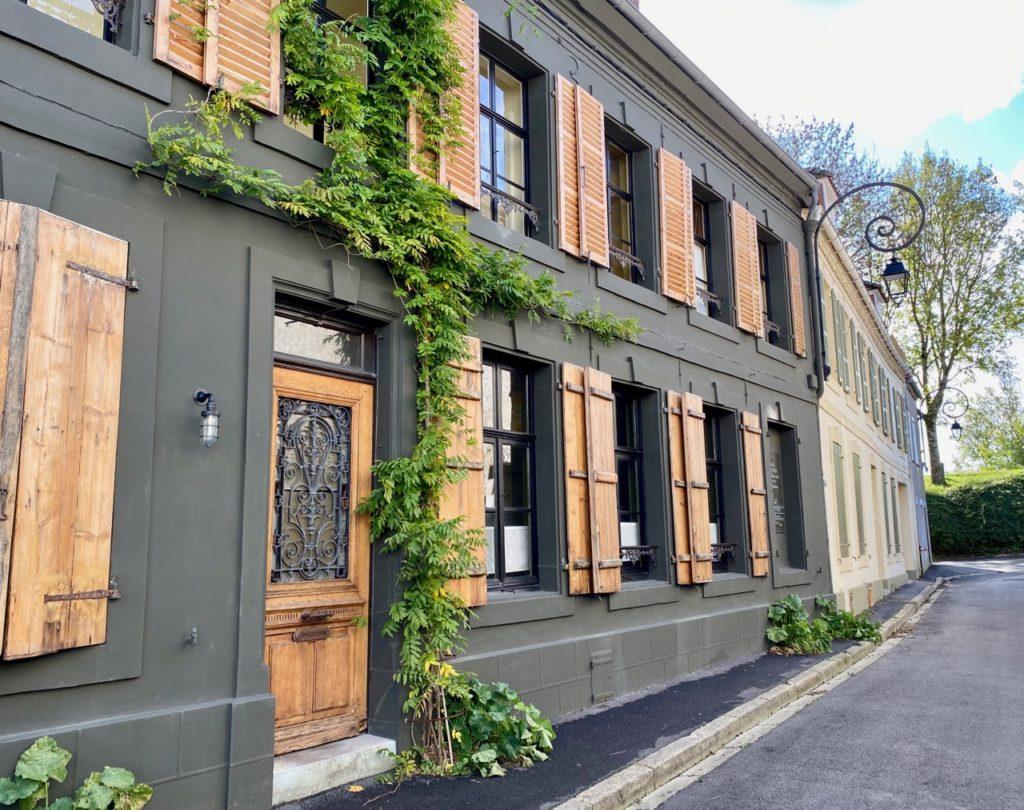 Week-end à Montreuil-sur-Mer-PieuX-facade