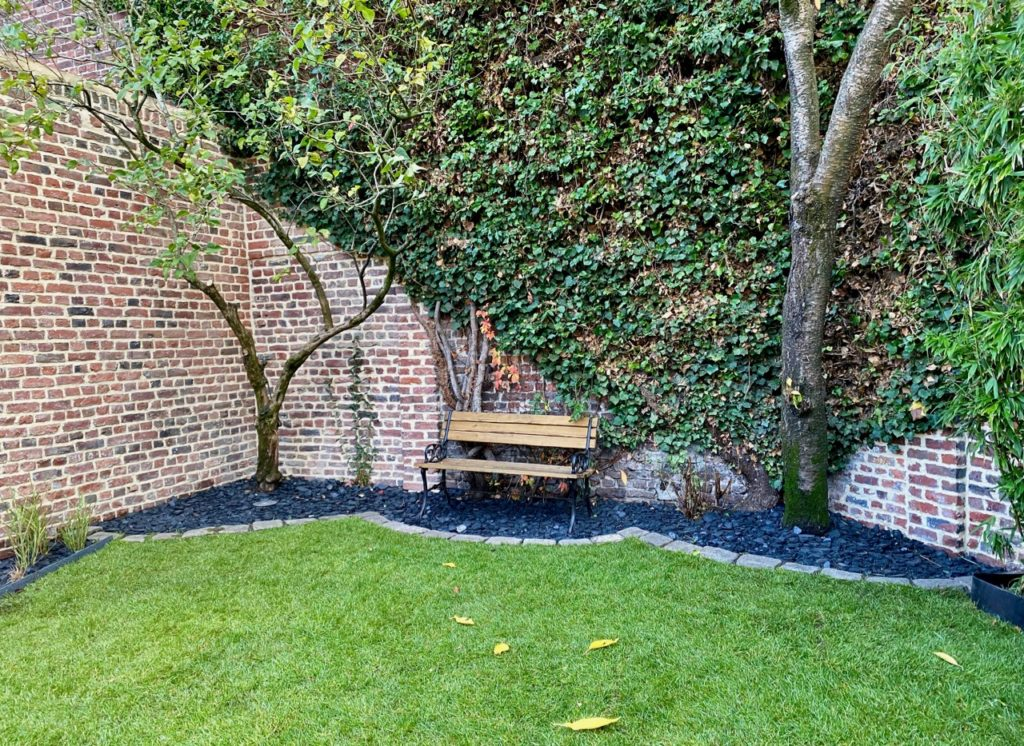 Jardin-avec-banc