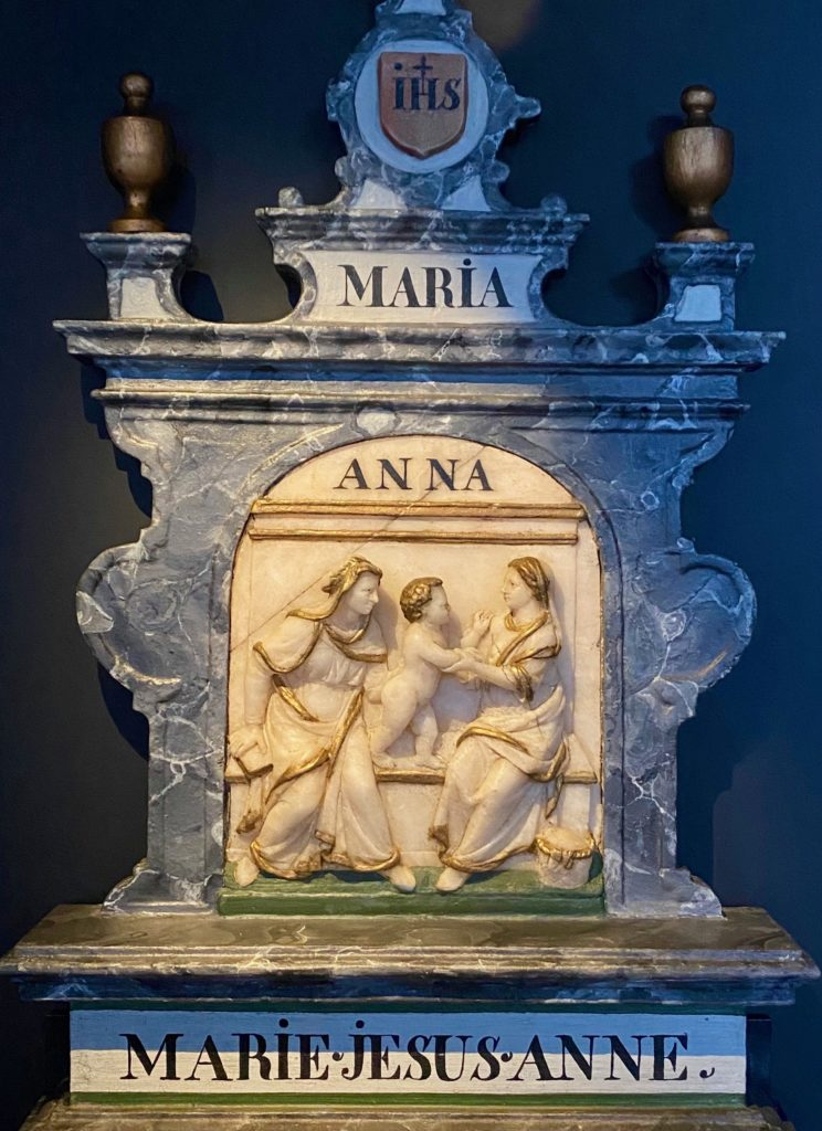 Hopital-Notre-Dame-a-la-Rose-Lessines-retable-marbre