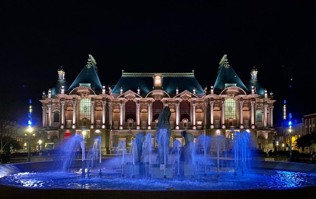 Lille-en-habits-de-lumiere-palais-des-Beaux-Arts-bleu