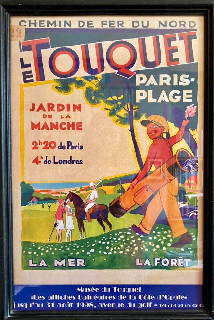 Affiche-Le-Touquet