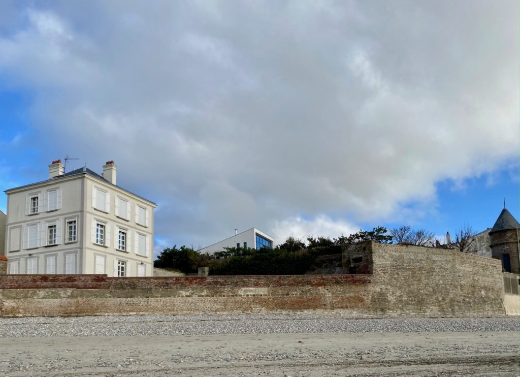 Le-Crotoy-L'Heure-bleue-maison-Guerlain-vue-de-la-plage
