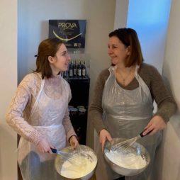 Creme-Chantilly-battre-en-duo