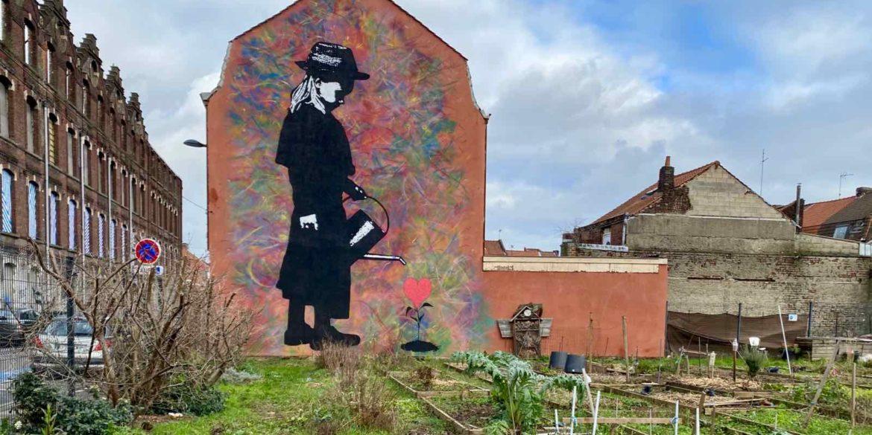 Street art à Roubaix, Pile 25 œuvres à découvrir