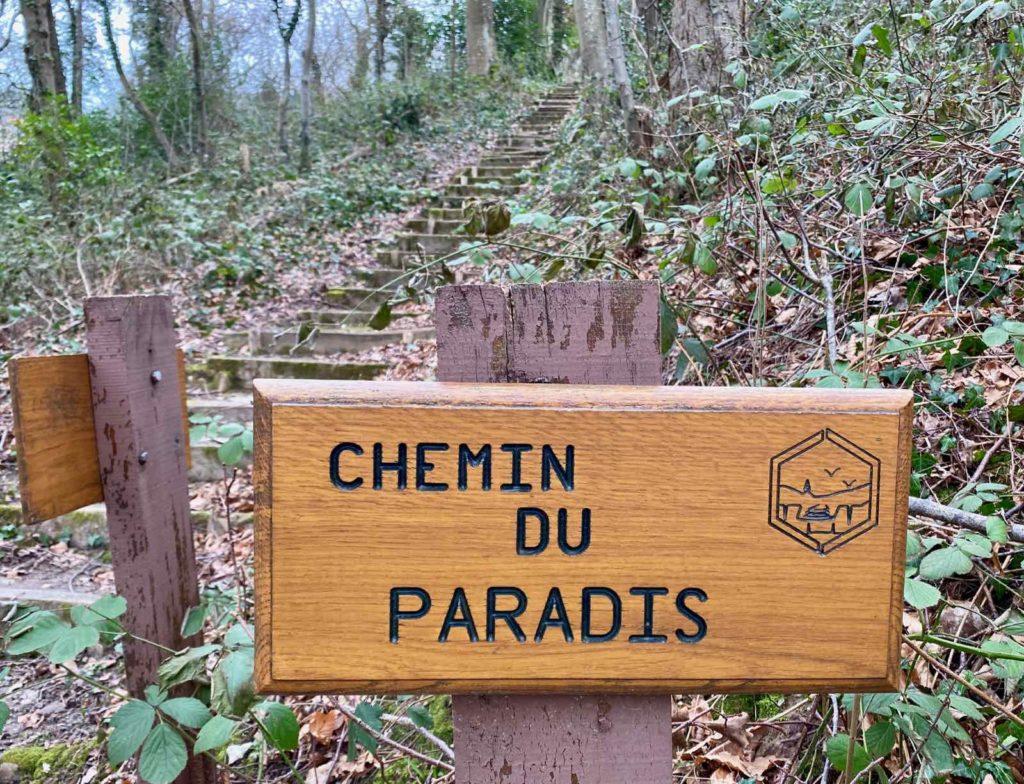 Bois-de-Cise-panneau-chemin-du-Paradis