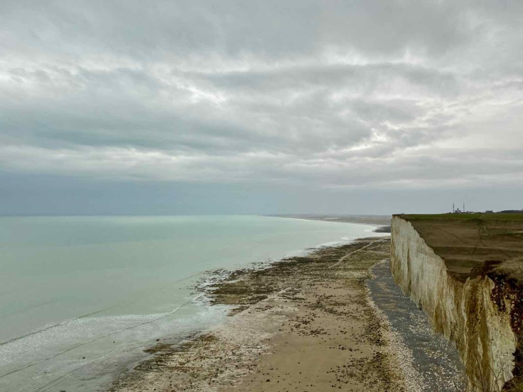 Falaises-de-craie-Somme-ciel-nuageux