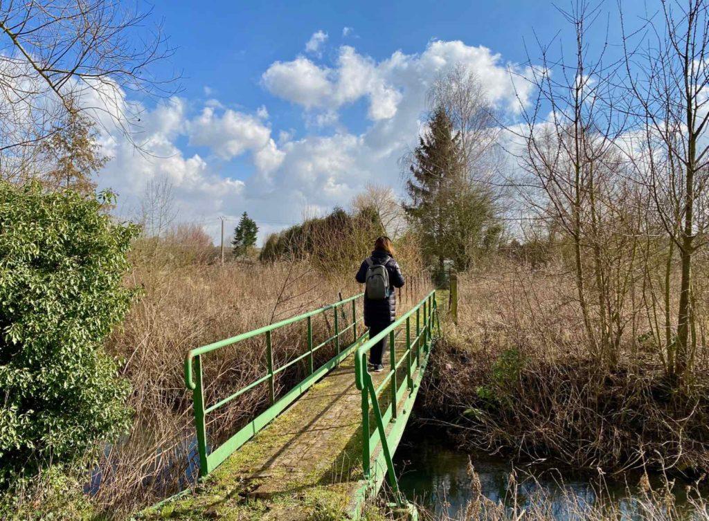 Petit-pont-randonnee-Osartis-Marquion-Le-Canal
