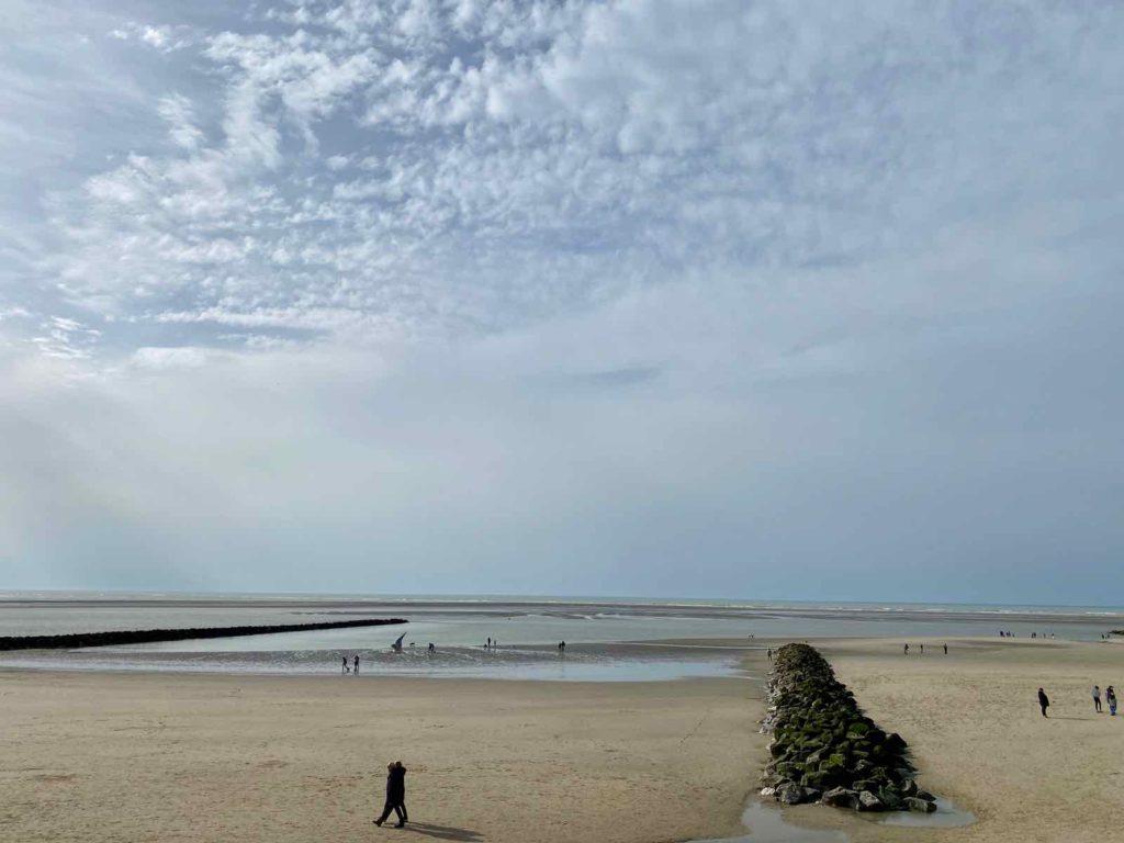 Plage-Berck-sur-Mer-temps-legerement-nuageux