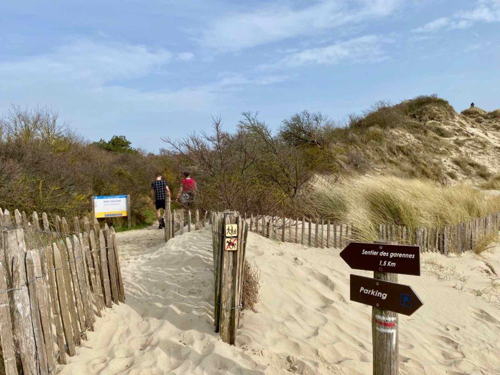 Sentier-dunaire-de-la-baie-d-Authie-croisee-des-chemins