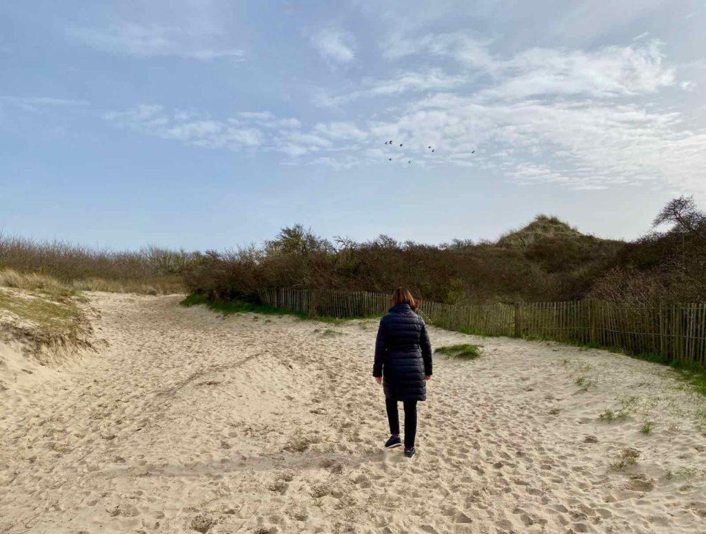 Sentier-dunaire-de-la-baie-d-Authie-en-route