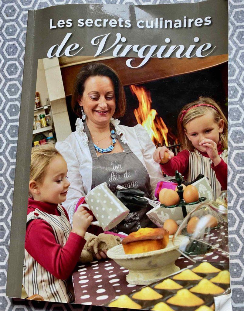 Couloisy-Un-air-de-campagne-Eau-de-Rose-livre-de-cuisine