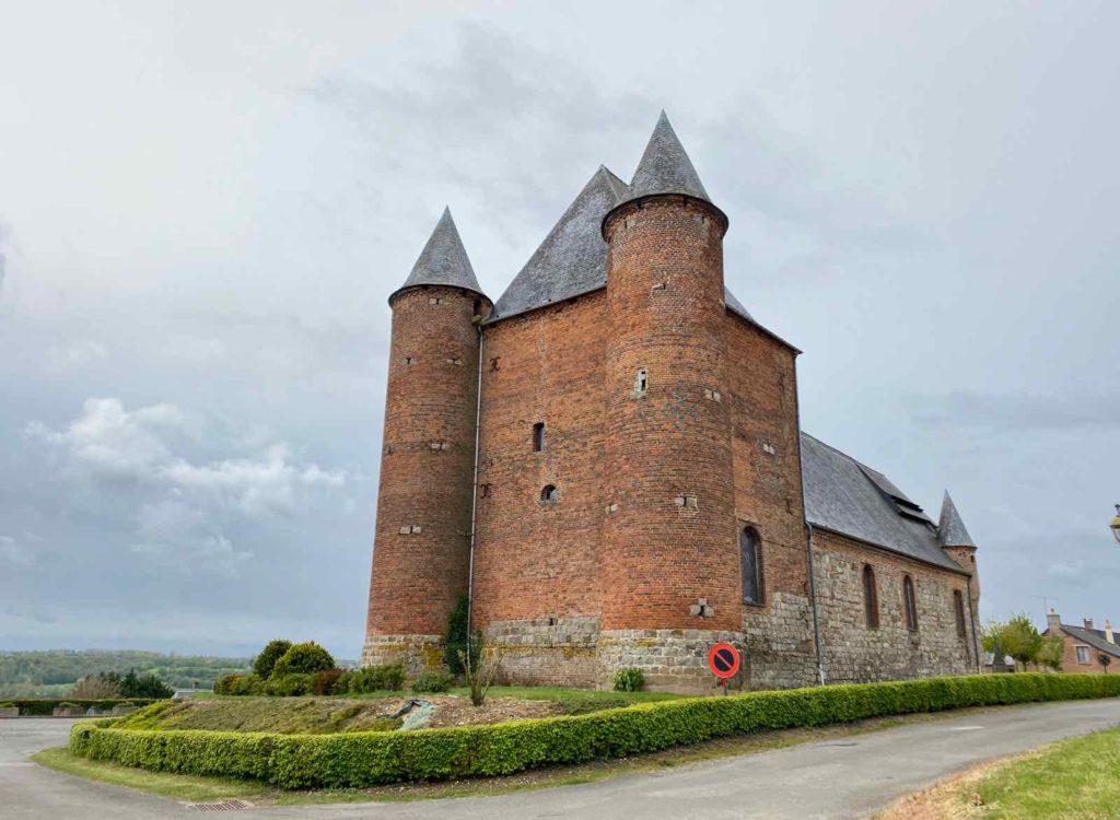 Eglises-fortifiees-vallee-de-l-Oise-Englancourt