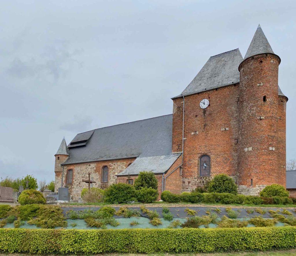 Eglises-fortifiees-vallee-de-l-Oise-Englancourt-cote-cadran