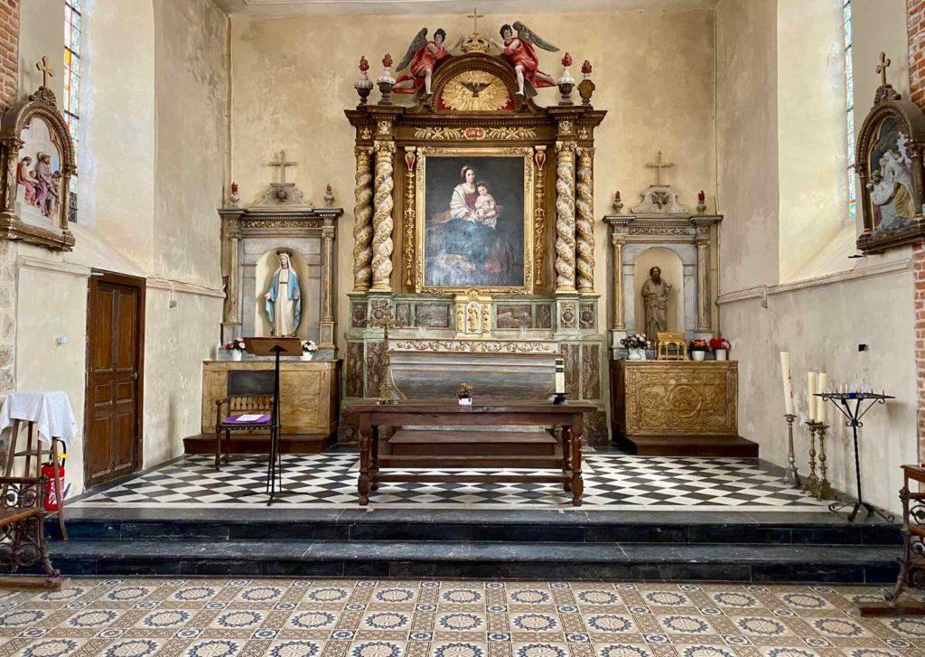 Eglises-fortifiees-vallee-de-l-Oise-Saint-Algis-choeur