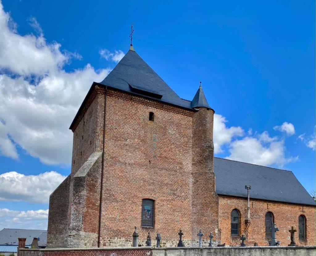 Eglises-fortifiees-vallee-de-l-Oise-Saint-Algis-deux