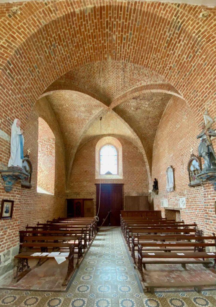 Eglises-fortifiees-vallee-de-l-Oise-Saint-Algis-interieur