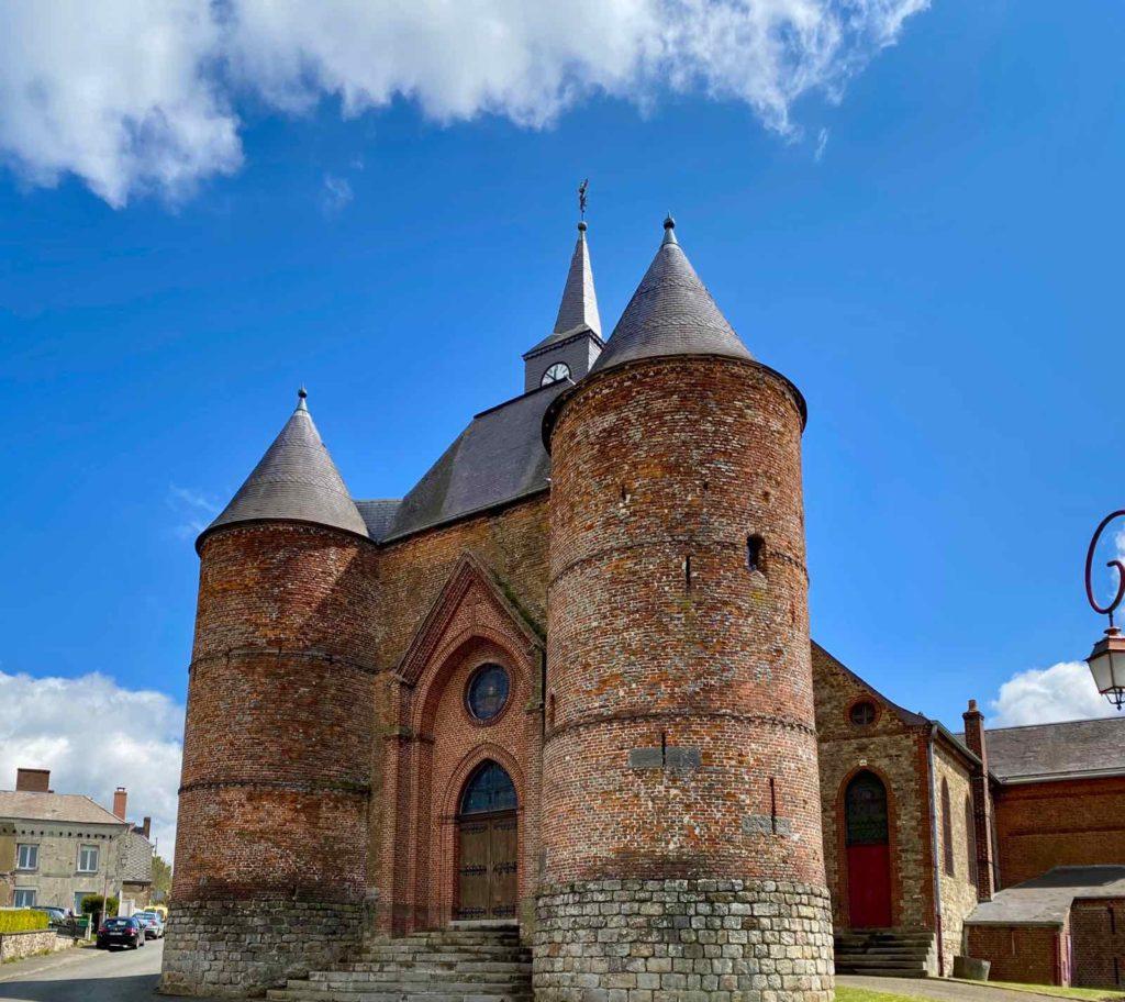 Eglises-fortifiees-vallee-de-l-Oise-Wimy-vue-ensemble